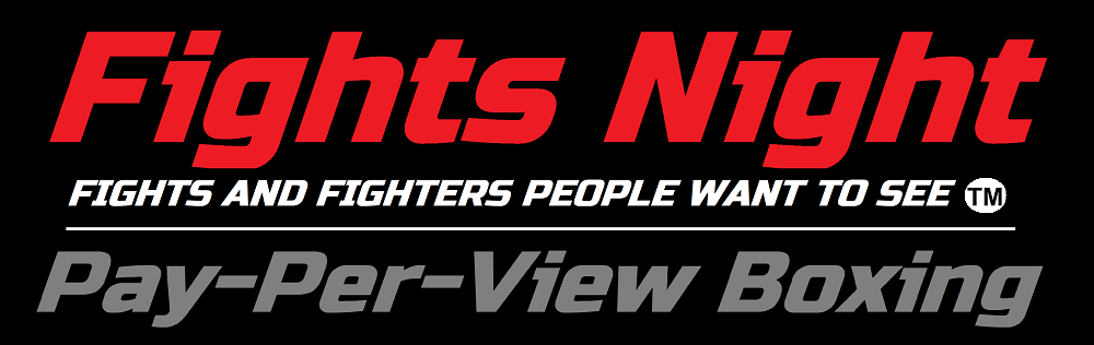 Fights Night Logo